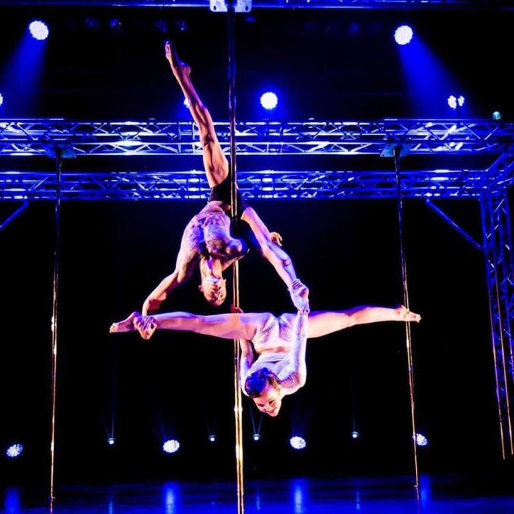 A Male Pole Dancer Story